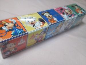 30周年ディズニーお土産_チョコクランチキュービック01