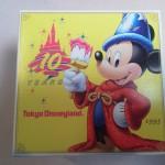 30周年ディズニーお土産_チョコクランチキュービック1993