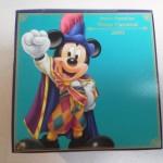 30周年ディズニーお土産_チョコクランチキュービック2001