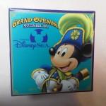 30周年ディズニーお土産_チョコクランチキュービック2001sea