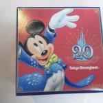 30周年ディズニーお土産_チョコクランチキュービック2003