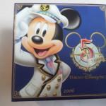 30周年ディズニーお土産_チョコクランチキュービック2006sea
