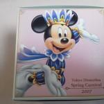 30周年ディズニーお土産_チョコクランチキュービック2007sea