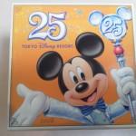 30周年ディズニーお土産_チョコクランチキュービック2008