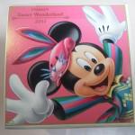 30周年ディズニーお土産_チョコクランチキュービック2011