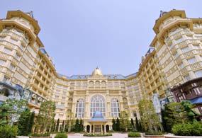 ホテル01_ディズニーホテル_東京ディズニーランドホテル